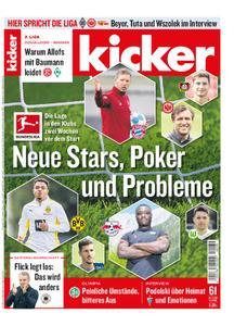 Kicker Sportmagazin No 61 vom 29 Juli 2021