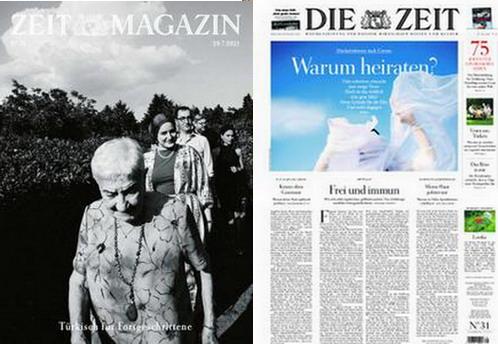 Die Zeit mit die Zeit Magazin No 31 vom 29 Juli 2021