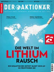 Der Aktionär Magazin No 31 vom 30 Juli 2021