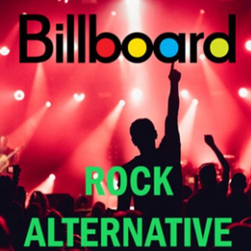 Billboard Hot Rock & Alternative Songs 31.07.2021 (2021)