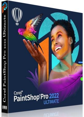 Corel PaintShop Pro 2022 Ultimate 24.0.0.113