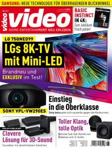 Video (Homevision) Magazin August No 08 2021