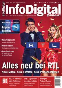 Info Digital-Infosat Magazin August No 08 2021
