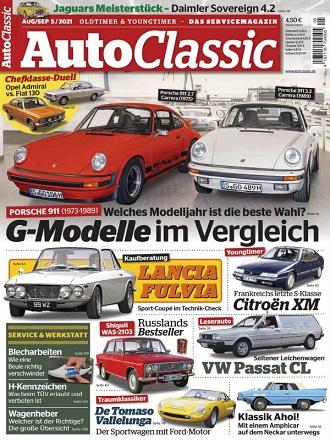 Auto Classic Italienische Klassiker Magazin No 05 2021
