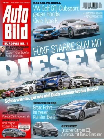 Auto Bild Magazin No 30 vom 29 Juli 2021