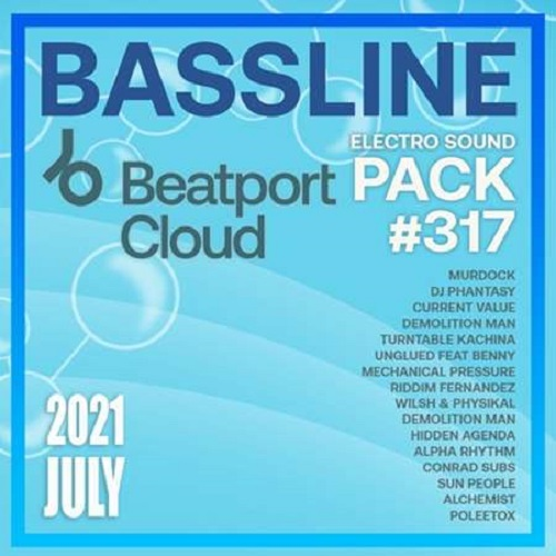 Beatport Bassline: Sound Pack #317 (2021)