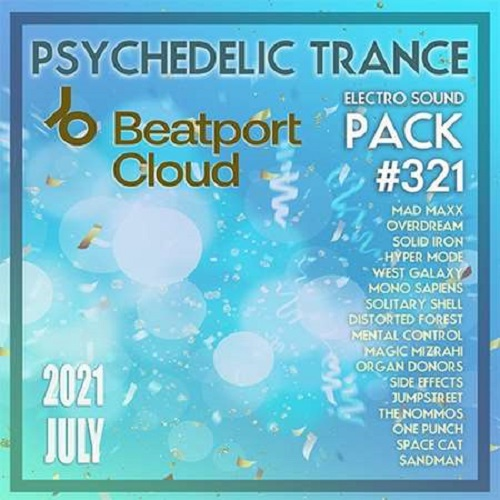 Beatport Psy Trance: Sound Pack #321 (2021)