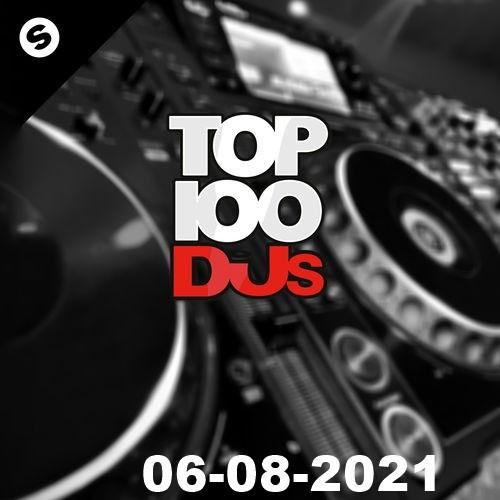 Top 100 DJs 06.08.2021 (2021)