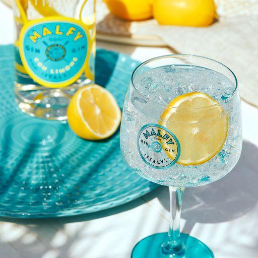 Malfy Gin con Limone Gin Tonic