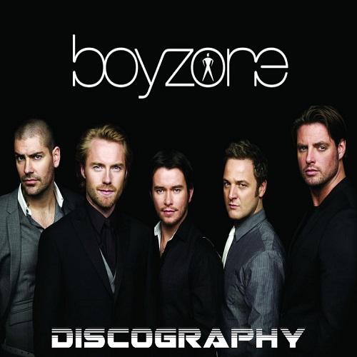 Boyzone - Discography (2021) FLAC