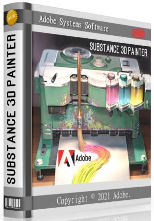 Adobe Substance 3D Painter 7.2.3.1197