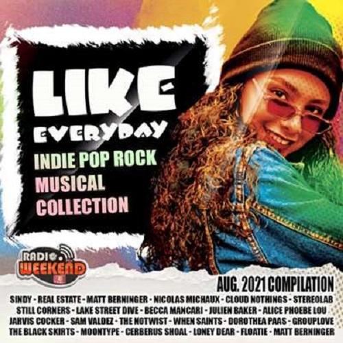 Like Everyday! (2021)