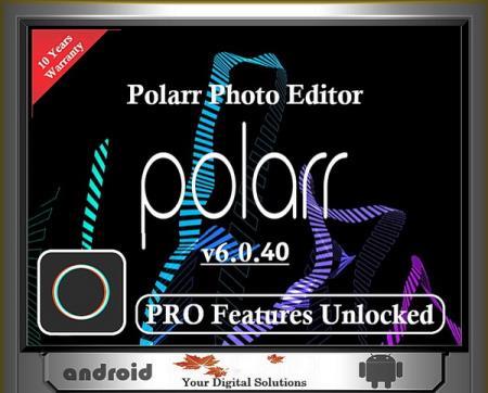 Polarr Photo Editor Pro 6.0.40 (Android)