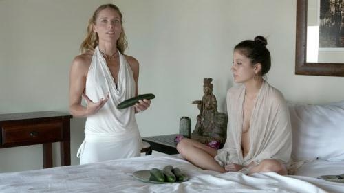 Beth Leone, Serena - Vaginal Cucumber Cleansing (FullHD)