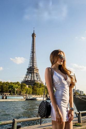 Lena Reif, Erik Everhard - Grateful In Paris (HD)