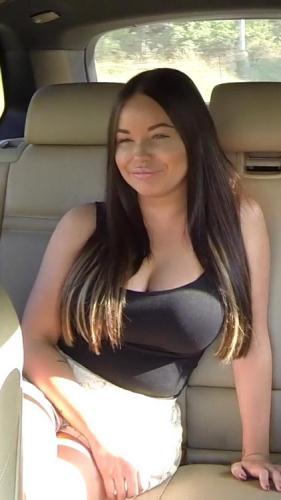 Rachele Richey - Big tits American fucks in public (HD)